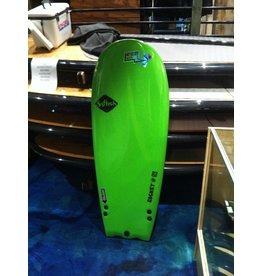 "Surf Hardware Softech Rocket Attack 56"" Lime Softboard Surfboard"