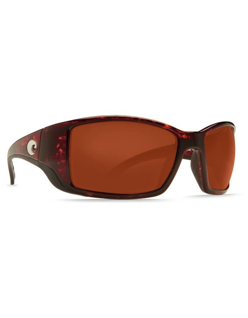 COSTA Costa Blackfin Tortoise Copper 580P Sunglasses