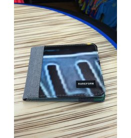 Rareform Rareform Bi-Fold Wallet Unique Upcycled Billboard