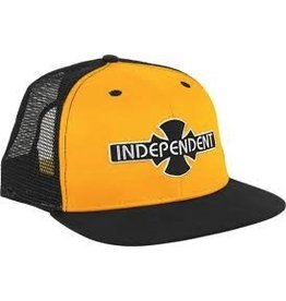 Skate Independent OGBC Trucker Mesh Hat Gold/Black