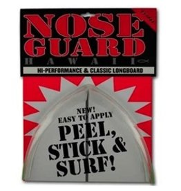 RDI Surfco Longboard Nose Guard Kit Clear