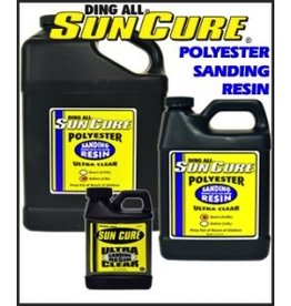 RDI Ding All Sun Cure Sanding Resin Ultra Clear Surfboard Repair