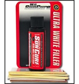 RDI Sun Cure Polyester Ultra White Filler Surfboard Repair