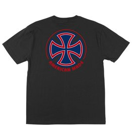 Skate Independent LTD RWB BC T-Shirt Black, M
