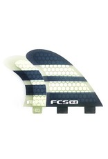FCS FCS V2 Tri-Quad Set Medium Surfboard Fins