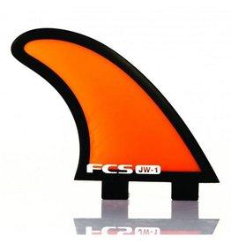 FCS FCS JW-1 Tri Set Thrusters Surfboard Fins Medium