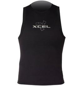 XCEL Xcel Axis 1mm Pullover Wetsuit Vest Black Large Mens MN010214