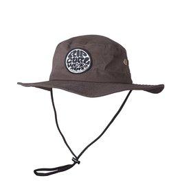 Rip Curl Rip Curl Safari Bushmaster Hat Charcoal Mens