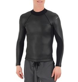 XCEL Xcel Xcelertor Smoothskin Back Zip 2/1mm Black Large Mens MS210613