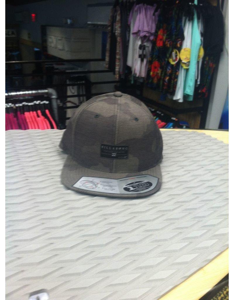 Billabong Billabong Crossfire Dark Camo Hat
