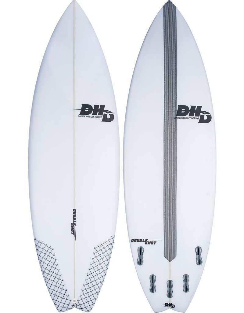 DHD DHD Double Shot 5'8 Short Board Surfboard