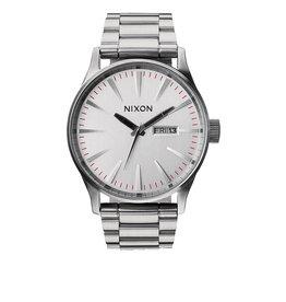 Nixon Nixon Sentry SS Silver Watch