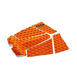 FCS FCS Traction T-2 Surfboard Traction Pad Orange