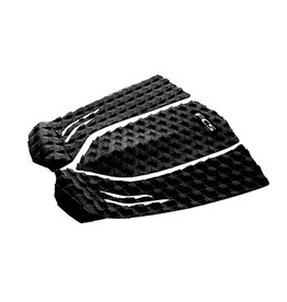 FCS FCS Traction T-1 Surfboard Traction Pads Black