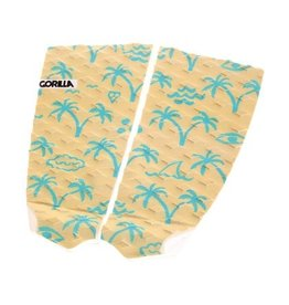 Gorilla Rozsa Patterns Tail Pad Surfboard Traction Pad