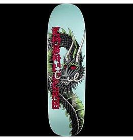 Skate Powell Peralta Caballero Ban This Dragon Deck Aqua - 9.265 x 32