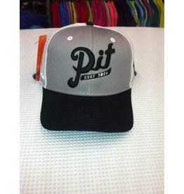 Pit Gear Pit Surf Shop Hat Trucker Grey