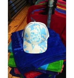 Pit Gear Pit Surf Shop Hat White Camo Womens