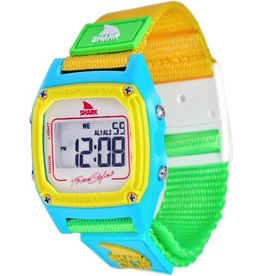 Freestyle Freestyle Shark Clip White/Neon Watch