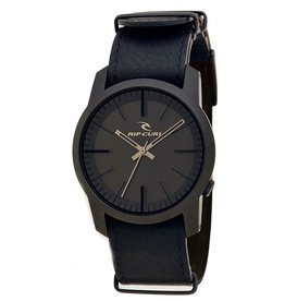 Rip Curl Rip Curl Cambridge Leather Midnight Mid Watch