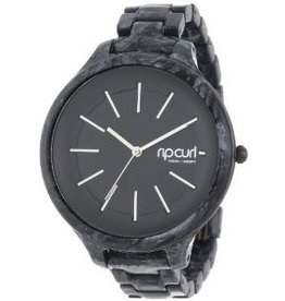 Rip Curl Rip Curl Horizon Acetate Watch Black