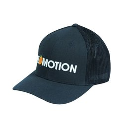Flomotion Flomotion Logo Flex Fit Mesh Trucker Hat