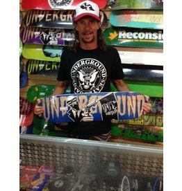 Skate Underground x Pit Colab Pop Gun 8.25 Deck Blue