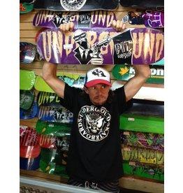 Skate Underground x Pit Colab Pop Gun 8.5 Deck Purple