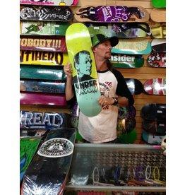 Skate Underground FRANKENDECK 8.5 Deck Green/Teal