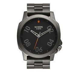 Nixon Nixon Ranger 45 Gunmetal Black Watch