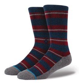 Stance Stance Corbin Socks Red Mens Size L/XL 9-13