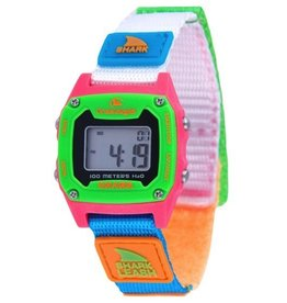 Freestyle Freestyle Shark Leash Mini Black/Neon Watch