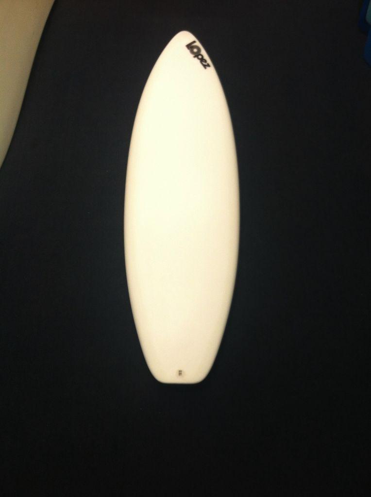 Lopez Surfboards Lopez Surfboards 5'0 x 18 x 2 Minimalist Shortboard 20.5 Litres