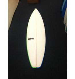 """Lopez Surfboards Lopez 5'11"""" x 20.25 x 2.61 Enabler Shortboard 33.7 Litres"""
