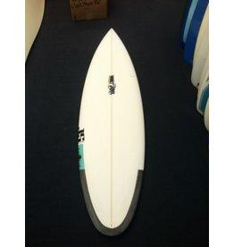 JS Industries JS Surfboard - Blak Box2 Round 5 Fins<br /> 6'2 x 20 3/4 x 2 9/16 34.8L