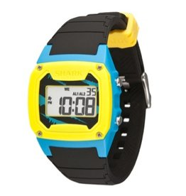 Freestyle Freestyle Shark Classic Black/Blue/Yellow Watch 102001