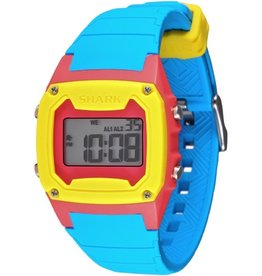 Freestyle Freestyle Shark Classic - Cyan/Pink/Yellow Watch 101810