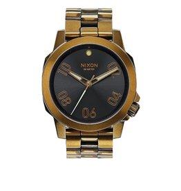 Nixon Nixon Ranger 40 Bronze / Gunmetal Watch