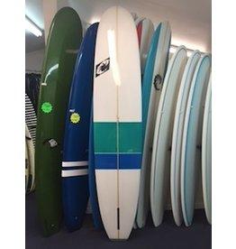 WRV WRV Noserider Longboard 9'6 x 23 x 3.12 80.33L Single Fin Surfboard