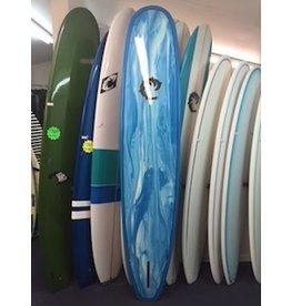WRV WRV Noserider Longboard 9'6 Single Fin