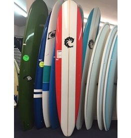 WRV WRV 9'0 x 22.4 x 3 Yinger Performance Longboard Surboard