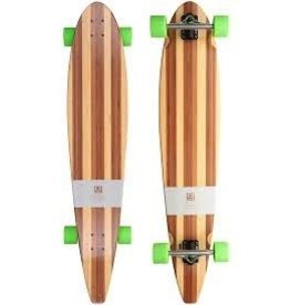 Globe Globe Big Pinner Complete Skateboard Bamboo/Green