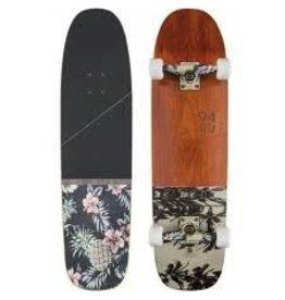 Globe Globe Half Dip Cruiser Complete Skateboard Cherry/Palm