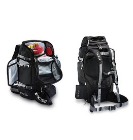 FCS FCS Trekker Backpack Black Luggage Surfing