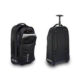 FCS FCS Transfer Wheel-on Luggage Black Surfing