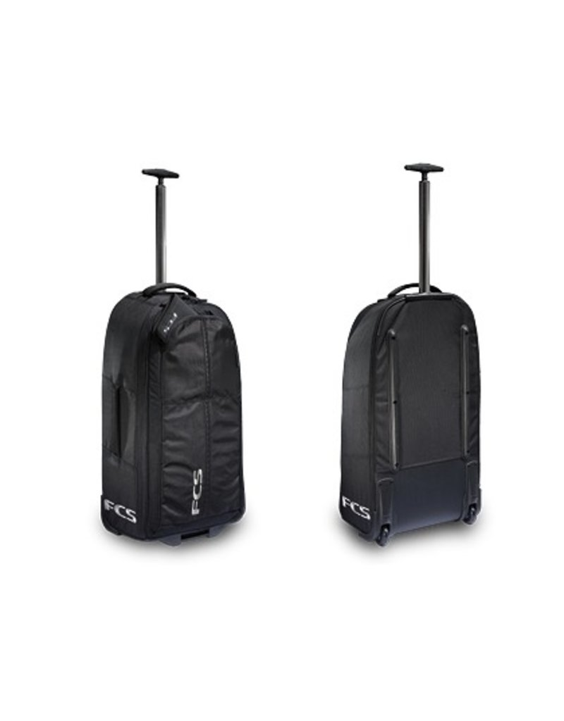 FCS FCS Departure Wheel-on Luggage Black Surfing158.98
