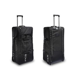 FCS FCS Longhaul Wheel-on Luggage Black Surfing