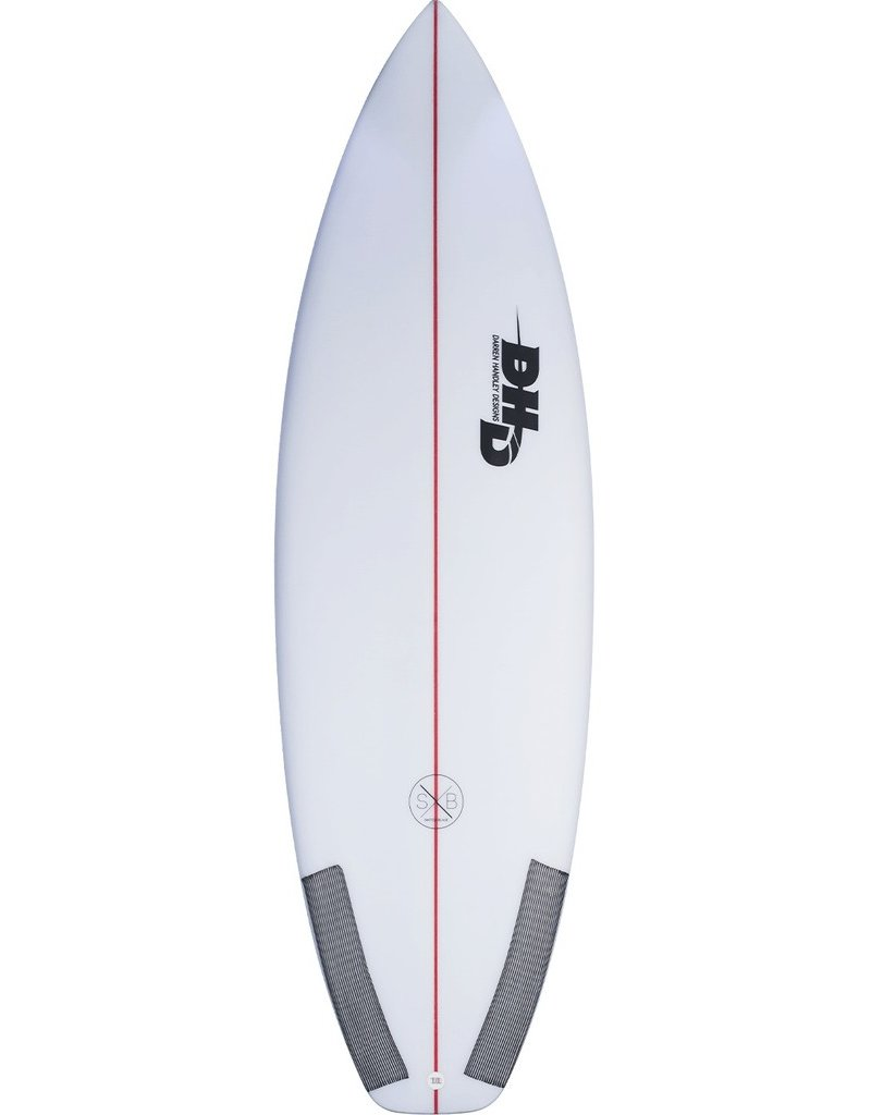 "DHD DHD Switchblade 5'8"" Short Board Surfboard"