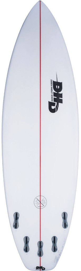 """DHD DHD Switchblade 5'8"""" Short Board Surfboard"""