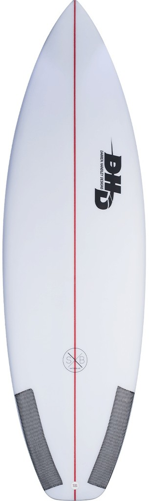 DHD DHD Switchblade 5'10 Short Board Surfboard